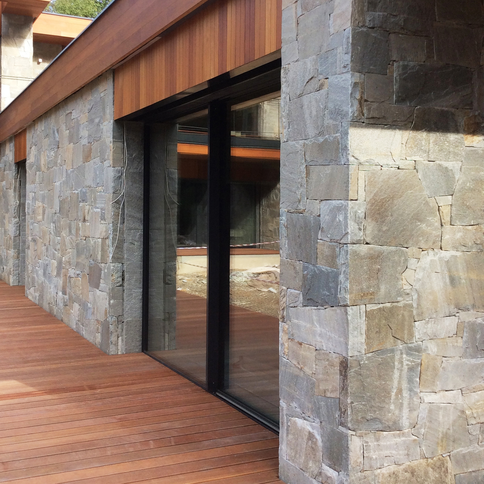 Stone facades | Stone Wall Cladding