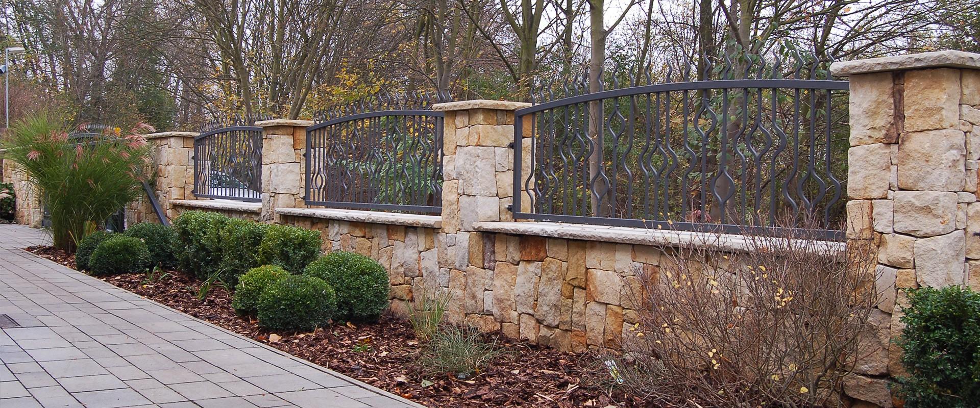 Kamenné ploty