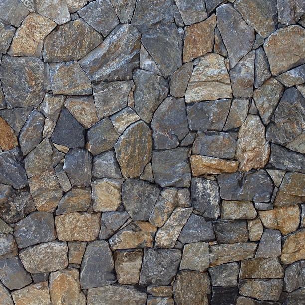 Stone wall cladding - Aztek Gray 1