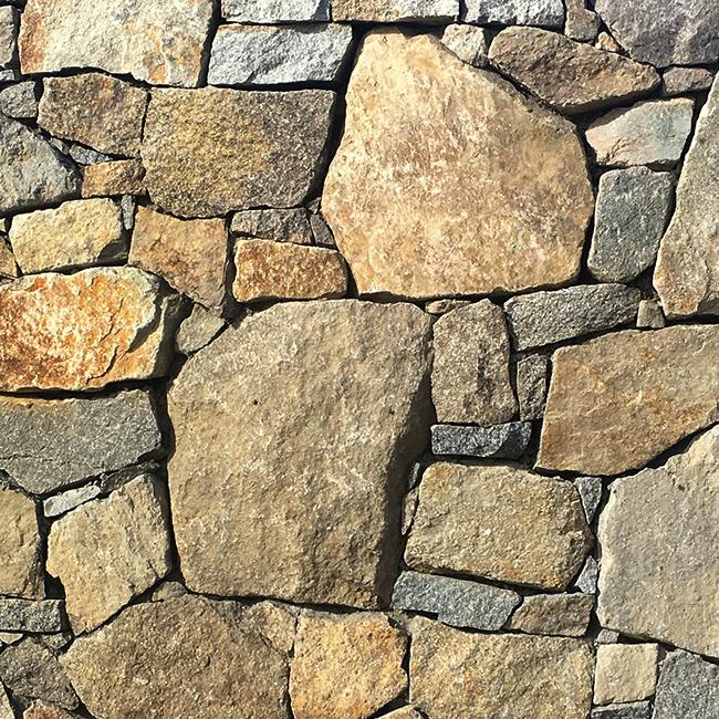 Kamenná přizdívka - Multicolor Style 1