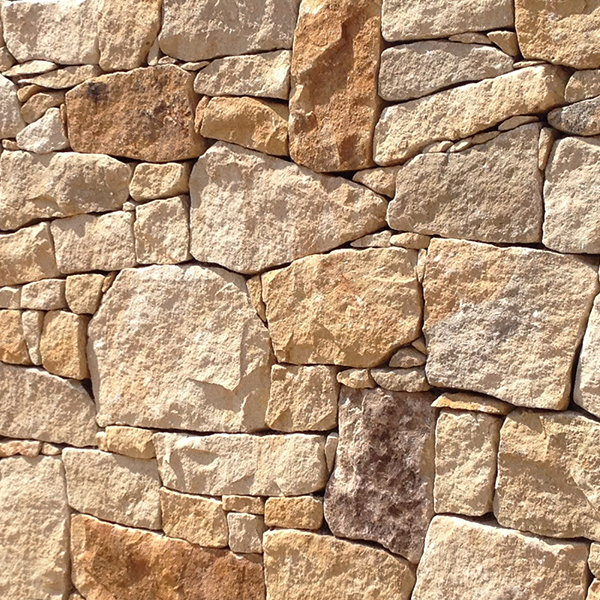 Stone cladding - Golden History