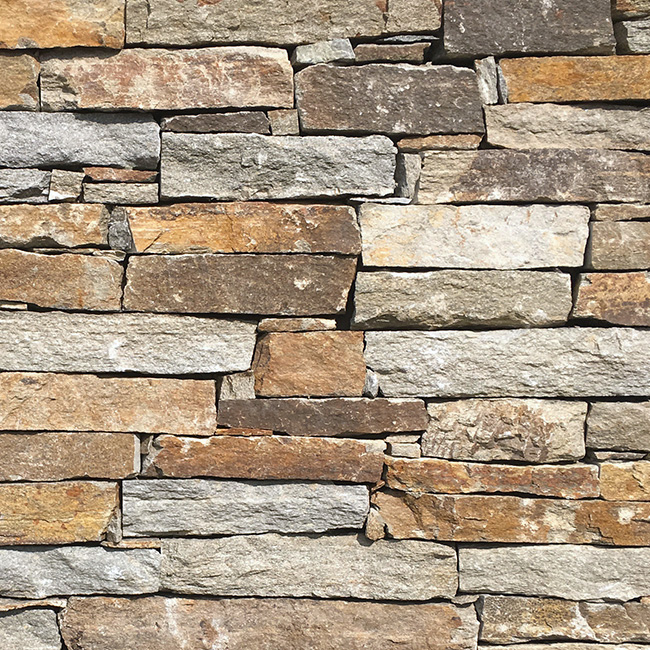 Kamenný obklad na fasádu - Modern Rustic