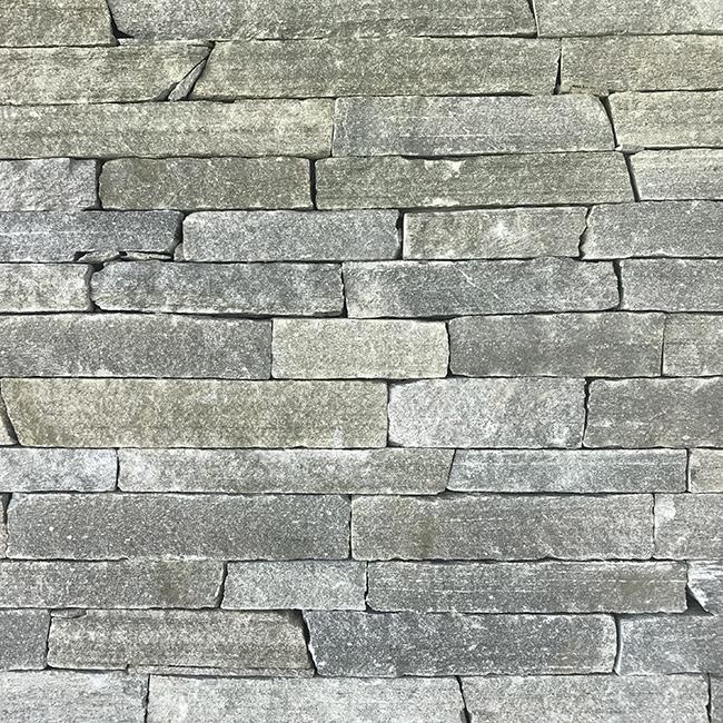 Stone wall cladding - Silver Harmony