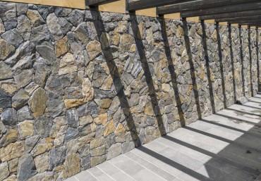Stone wall cladding - Aztek Gray 2
