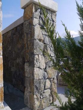 Stone wall cladding - Aztek Gray 3