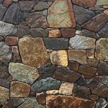 Kamenná přizdívka - Multicolor Style 3