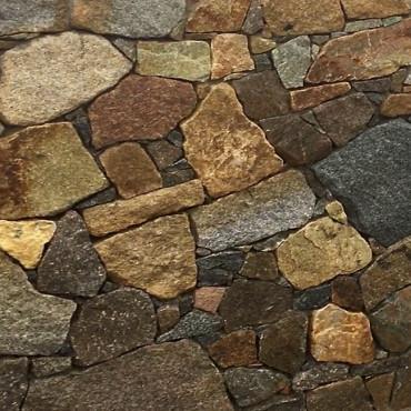 Kamenná přizdívka - Multicolor Style 4