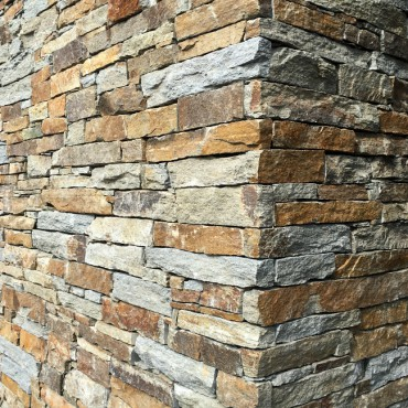 Roh fasády z kamene - Modern Rustic