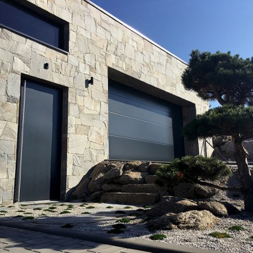 Natural stone cladding - Royal Silver