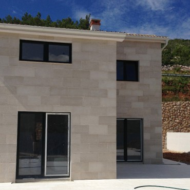 Stone wall cladding- White Elegance 1