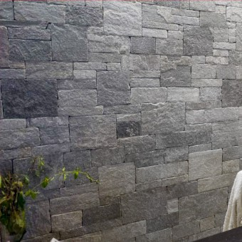 Interior stone wall - Silver Harmony