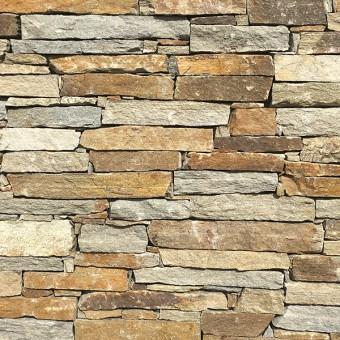 Stone facade - Modern Rustic