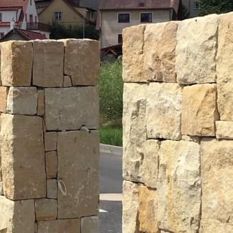 Handmade corners - Golden History
