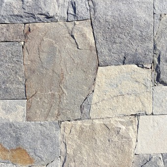 Collating of stone cladding - Royal Silver