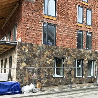 Stone facade Kvilda - Element Symphony