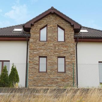 Stone House - Modern Rustic