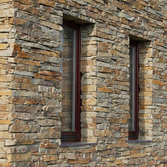 Stone wall cladding - Modern Rustic