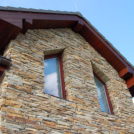 Kamenné fasády