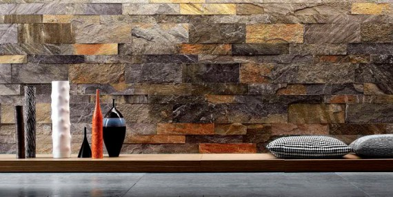 Stone Wall Cladding interior