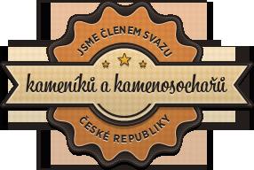 Jsme hrdým členem Svazu kameníků a kamenosochařů České republiky